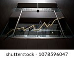 an index curve design sits on a ... | Shutterstock . vector #1078596047