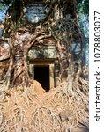 most south sanctuary prasat...   Shutterstock . vector #1078803077