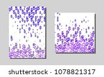 light purplevector brochure for ...