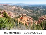 Small photo of Hoodoos from Piracy Point, Bryce Canyon National Park, Utah