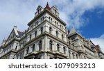 albany  ny  usa   april 26 ... | Shutterstock . vector #1079093213