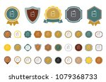 restaurant menu  icon | Shutterstock .eps vector #1079368733
