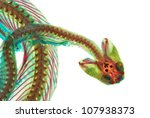 Rattlesnake  Cerastes Cerastes...