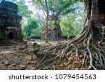 most south sanctuary prasat...   Shutterstock . vector #1079454563