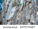 waste processing plant.... | Shutterstock . vector #1079774387