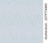 vector geometric lines pattern. ... | Shutterstock .eps vector #1079776883