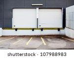 Storage Door For Unloading...
