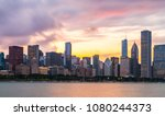 chicago illinois usa. 8 11 17 ... | Shutterstock . vector #1080244373