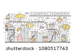confectionery concept...