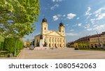 debrecen  hungary   april 23... | Shutterstock . vector #1080542063
