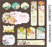 Gift Tags Greeting Cards Desig...