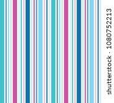 seamless multi color stripe... | Shutterstock .eps vector #1080752213