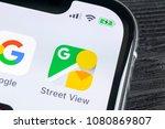 sankt petersburg  russia  april ...   Shutterstock . vector #1080869807
