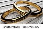 love is patient   forever... | Shutterstock . vector #1080903527