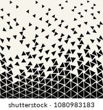 abstract geometric hipster... | Shutterstock .eps vector #1080983183