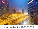 overpass whti motion light at... | Shutterstock . vector #108101597