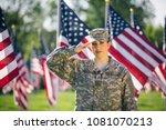 hispanic american female... | Shutterstock . vector #1081070213