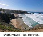 beach in vicentine coast... | Shutterstock . vector #1081091933