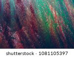 abstract drawing on paper whit... | Shutterstock . vector #1081105397
