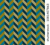 bold three dimensional chevron... | Shutterstock .eps vector #1081407863