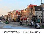 amsterdam  netherlands   may 6  ... | Shutterstock . vector #1081696097
