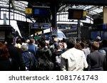 paris france may 1 2018... | Shutterstock . vector #1081761743