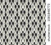 monochrome irregulary striped... | Shutterstock .eps vector #1081848773