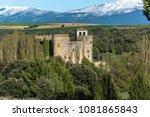 castillo de castilnovo is a... | Shutterstock . vector #1081865843