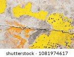 crack floor background   Shutterstock . vector #1081974617