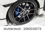 car max wheel.magnesium alloy... | Shutterstock . vector #1082018273