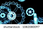 industrial 4.0 cyber physical... | Shutterstock . vector #1082080097