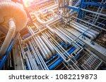 complex engineering... | Shutterstock . vector #1082219873