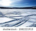 beautiful winter day in... | Shutterstock . vector #1082221913