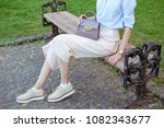 details of young beautiful... | Shutterstock . vector #1082343677