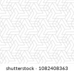 abstract geometric pattern with ... | Shutterstock .eps vector #1082408363