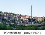 veliko tarnovo   bulgaria   ... | Shutterstock . vector #1082444147