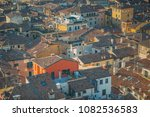 old medieval roman city from... | Shutterstock . vector #1082536583