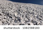 crushed stone close up in the...   Shutterstock . vector #1082588183