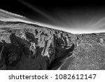 fjadrargljufur canyon  fja r...   Shutterstock . vector #1082612147