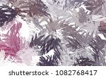 brushed painted abstract... | Shutterstock . vector #1082768417