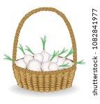 generous harvest. in a... | Shutterstock .eps vector #1082841977