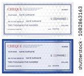check  cheque   chequebook...   Shutterstock .eps vector #1082863163