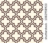 seamless surface design with... | Shutterstock .eps vector #1082958923