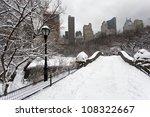 Central Park After Snow Storm...
