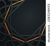 islamic pattern vector...   Shutterstock .eps vector #1083248453