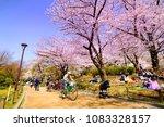 tokyo japan   march 28  2018  ... | Shutterstock . vector #1083328157