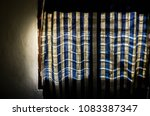 window fabric  black  dark  | Shutterstock . vector #1083387347