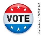 2020 united states of america...   Shutterstock .eps vector #1083391967