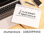 customer experience  ... | Shutterstock . vector #1083399443