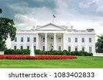 washington d.c. columbia usa  ...   Shutterstock . vector #1083402833